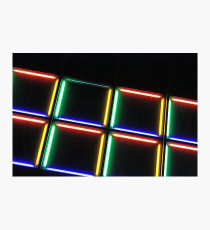 Disco Lights Photographic Print