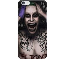 Suicide Squad - Joker iPhone Case/Skin