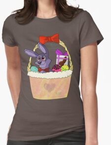 Five Nights at Freddy's - The Easter Bonnie Womens Fitted T-Shirt