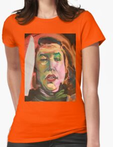 Kathy Bates Womens Fitted T-Shirt