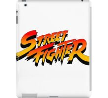 Street Fighter Gaming Martial Arts Game iPad Case/Skin