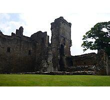 Aberdour Castle, Fife Photographic Print