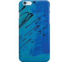Torrential Azure iPhone Case/Skin