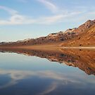 Reflections of Death Valley by Christopher Toumanian