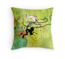 Shaping Desires Throw Pillow