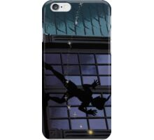 The Shadow and the Fairy iPhone Case/Skin