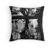 Mystical Mangrove Throw Pillow
