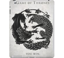 Game of Thrones iPad Case/Skin