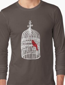 cage? Long Sleeve T-Shirt