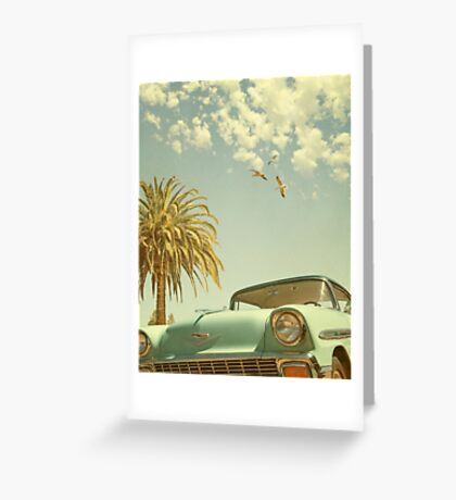 Having Fun, Wish You Were Here Greeting Card