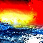 Color Ocean by Philip Gresham