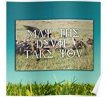 MAY THE DEVIL TAKE YOU Poster