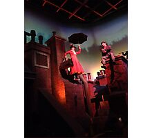 Mary Poppins- The Great Movie Ride Photographic Print