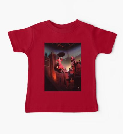 Mary Poppins- The Great Movie Ride Baby Tee