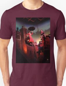 Mary Poppins- The Great Movie Ride Unisex T-Shirt