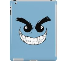 Devil Smiley Funny Geek Nerd iPad Case/Skin