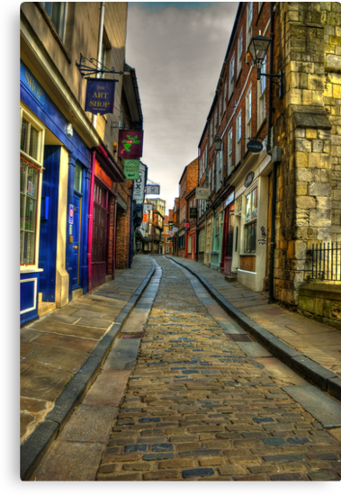 Shambles #2 - York by Trevor Kersley