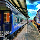 Train Station by capizzi