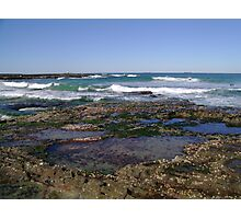 Tidal Pools Photographic Print