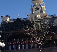 Main Street Philharmonic at Main Street Station by JLAMeltzer