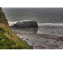Saltwick Nab - Saltwick Bay. Photographic Print
