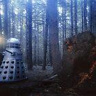 Dalek Forest by Mark Llewellynn
