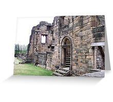 Monk Bretton Priory Greeting Card