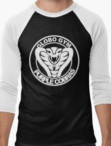Globo Gym Funny Geek Nerd Men's Baseball ¾ T-Shirt