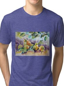 Still life with pears Tri-blend T-Shirt