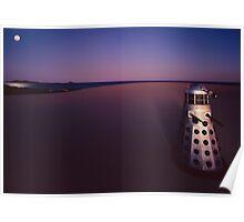 Dalek Dune Poster