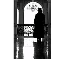 The Shadow of a Vampire Photographic Print