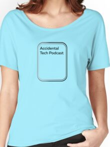 accidental tech podcast Women's Relaxed Fit T-Shirt