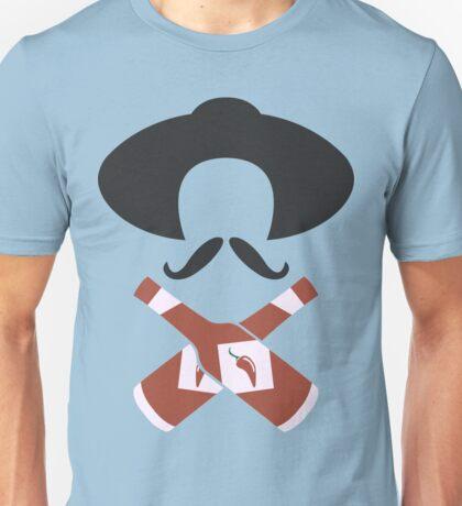 Hot Sauce Bandito Funny Geek Nerd Unisex T-Shirt