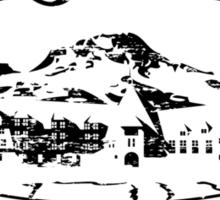 Overlook Hotel Sticker