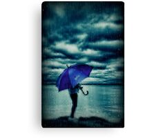 Rain Day Canvas Print