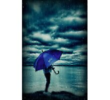 Rain Day Photographic Print