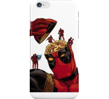 Deadpool Brain iPhone Case/Skin