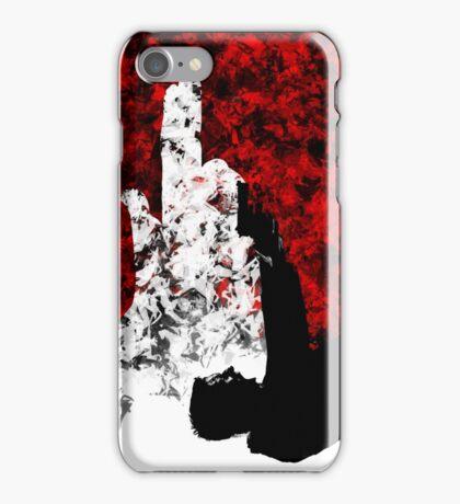 Gunman iPhone Case/Skin