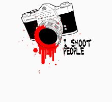 I Shoot People Photography Tshirt Unisex T-Shirt