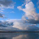 Big sky in Wales  by martinspixs