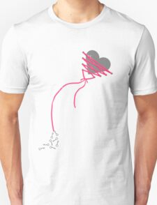 My Heart is Tied T-Shirt