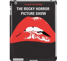 No153 My The Rocky Horror Picture Show minimal movie poster iPad Case/Skin