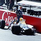 Riccardo Patrese - Race Over, Portugal 1992 by Matthew Walters