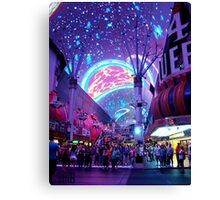 Only In Vegas #4 Canvas Print