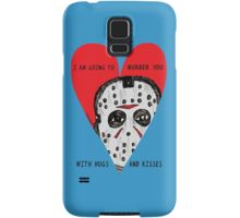 Murder Love Samsung Galaxy Case/Skin