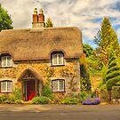 Ugbrooke Cottage by Catherine Hamilton-Veal  ©