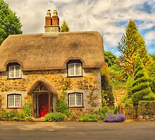 Ugbrooke Cottage by Catherine Hamilton-Veal  ©
