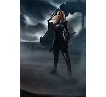 To War : Clarke Griffin Photographic Print