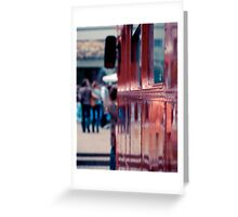 Bus... Greeting Card