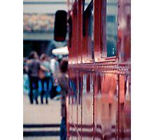 Bus... Photographic Print